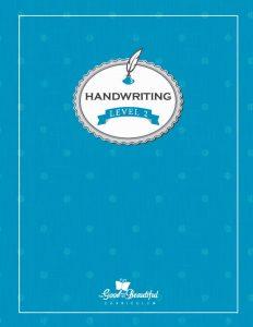 A handwriting workbook for 2nd grade, teaching cursive. To supplement homeschooling Language Arts.