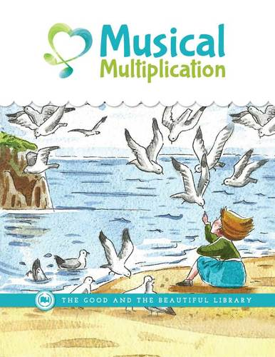 Musical Multiplication- homeschool math resource for learning multiplication and multiplication memorization using music and books.