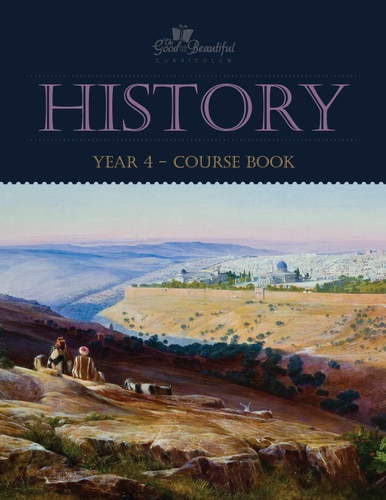 History 4 - homeschool history curriculum course book
