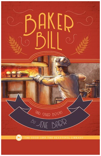 Front Cover Baker Bill and Other Books By Jene Barr - 1A