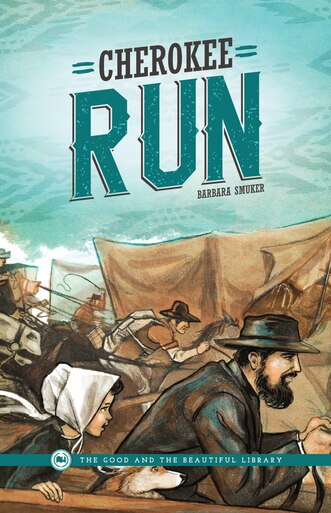 Front Cover Cherokee Run By Barbara Smuker - 1A