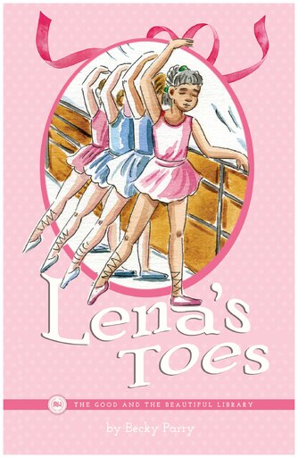 Front Cover Lena's Toes By Becky Parry - 1A