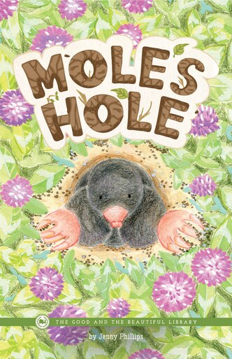 Front Cover Mole's Hole By Jenny Phillips - 1A