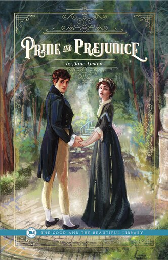 Front Cover Pride and Prejudice By Jane Austen - 1A