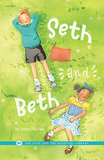 Front Cover Seth and Beth By Jenny Phillips - 1A