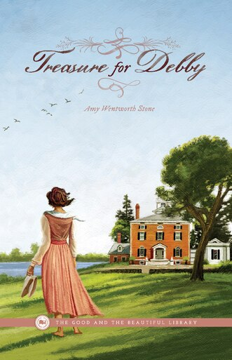 Front Cover Treasure for Debby by Amy Wentworth Stone - 1A