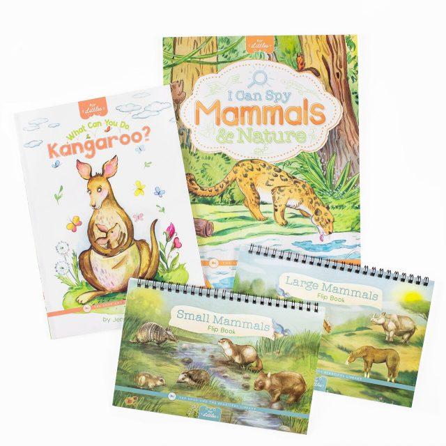For Littles Mammals Bundle