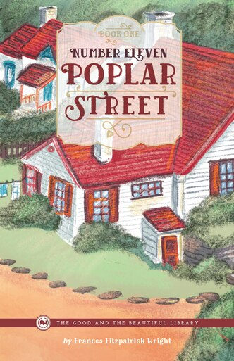 Number Eleven Poplar Street by Frances Fitzpatrick Wright