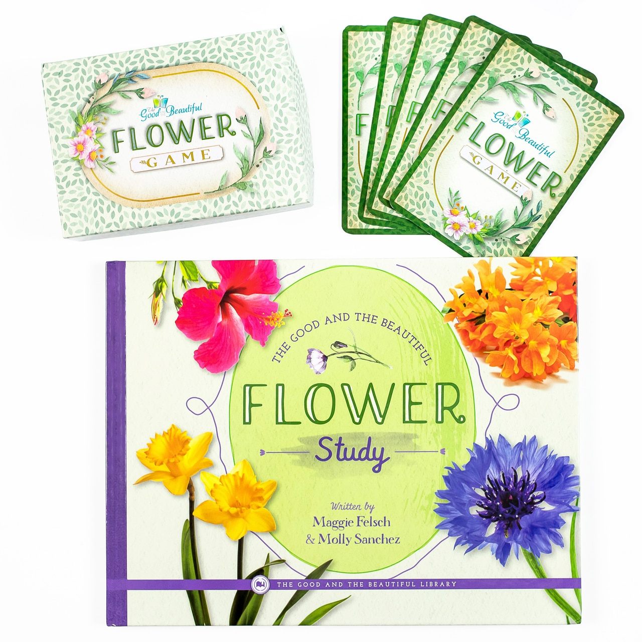 This book and game are optional resources perfect to accompany our Botany science unit. They are included in the optional Botany Read-Aloud Book Pack.