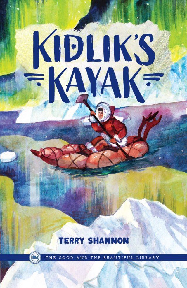 Kidlik's Kayak by Terry Shannon