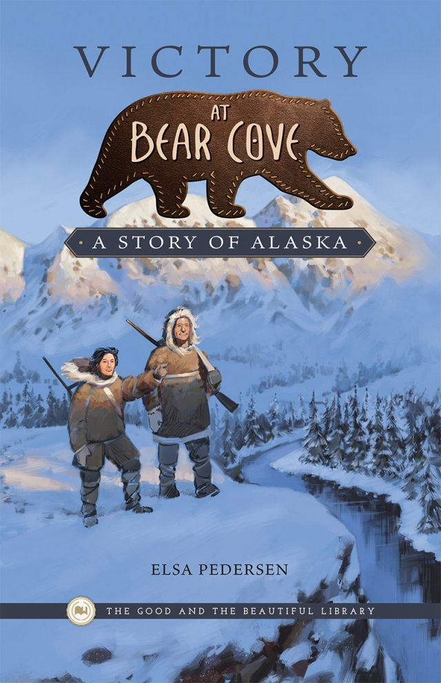 Front Cover Victory at Bear Cove By Elsa Pedersen